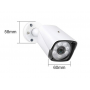 Видеокамера VL-G201MFR20